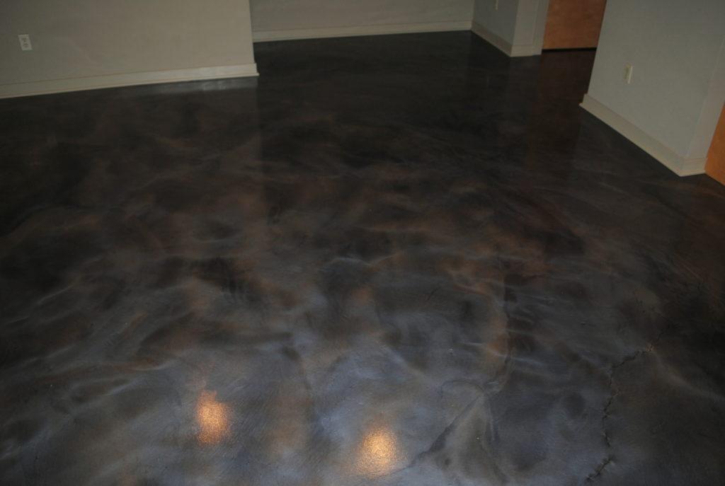 Designer Epoxy Condo Floor